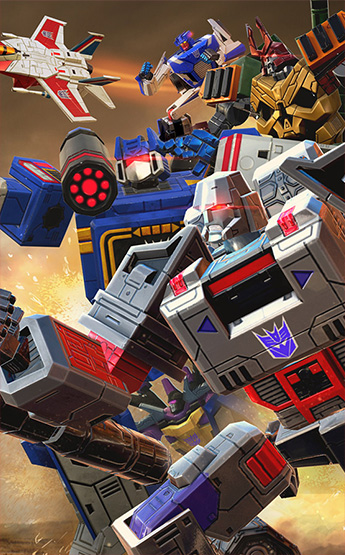 Transformers Earth Wars